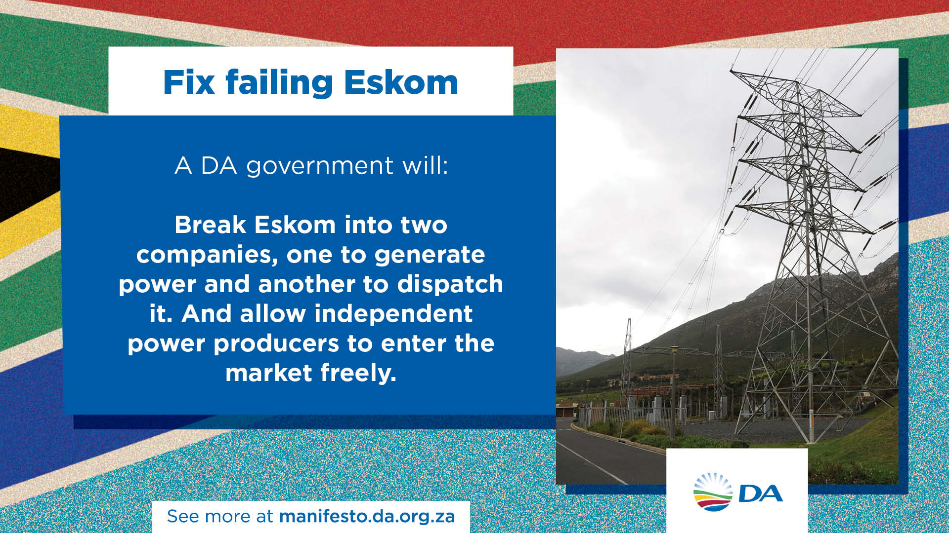 Today's Inside Track from the Democratic Alliance