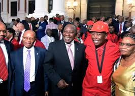 Why has SAPS not arrested Julius Malema?