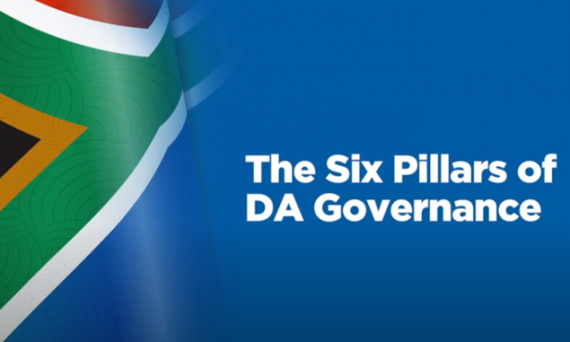 The Six Pillars of DA Governance