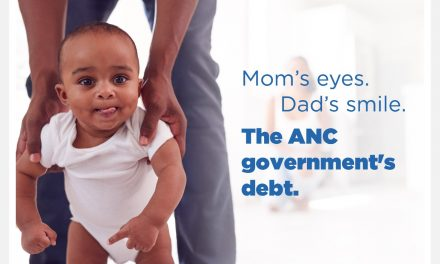 ANC government spending left the country with R4 trillion in debt