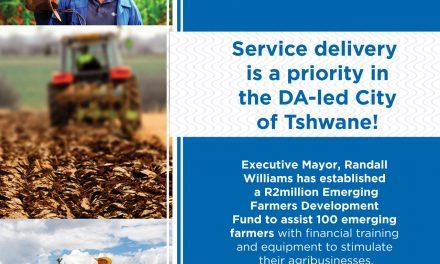 Emerging Farmers Development Fund Project