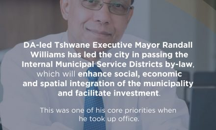 Significant progress made in February to stabilise City of Tshwane operations
