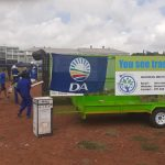 DA Centurion Councillors conduct Another Successful Waste Collection