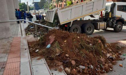 Waste collection strike – update 31 March 2021