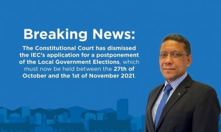 DA welcomes Constitutional Court Judgement. We're ready for the elections. 🗳