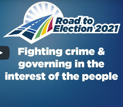 Fighting crime & governing in the interest of the people